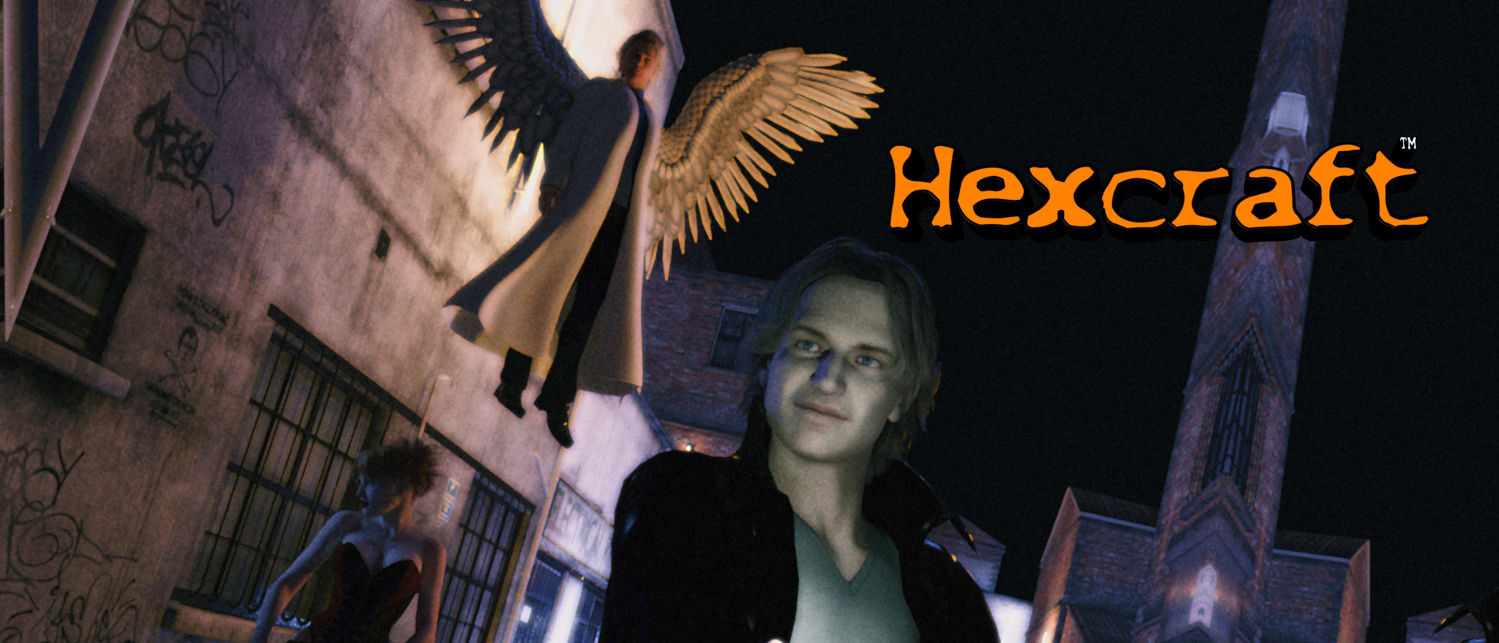 hexcraft banner