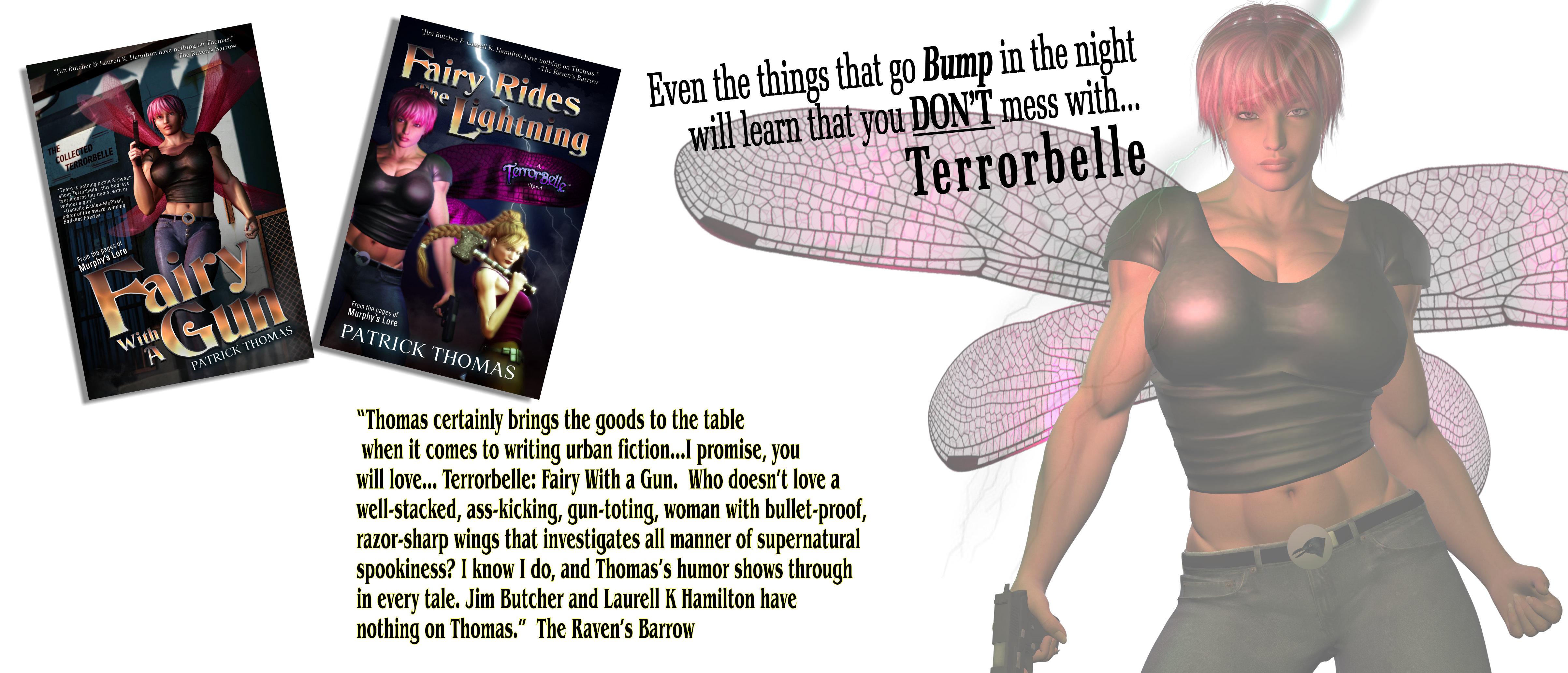 terrorbelle postcard banner